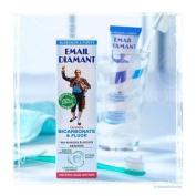 3 x Email Diamant Bicarbonate & Fluoride Toothpaste 50 ml