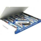 Dorco ST300 Platinum Double Edge Razor Blades - 30 Ct