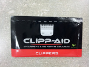 Sharpens Like New In Seconds CLIPP-AID