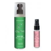 Coochy Rash Free Shave Kit - 470ml Green Tea & 30ml After Shave Mist