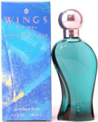WINGS by Giorgio Beverly Hills After Shave 100ml