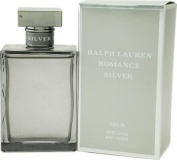Romance Silver by Ralph Lauren for Men, After Shave, 100ml