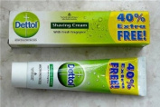 Dettol Cool Lather Shaving Cream 70g