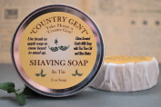 """""""Country Gent""""® Goat Milk Shaving Soap in a Tin"""