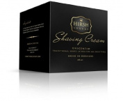 Hirsh Luxury Shaving Cream Unscented 240ml With Free Omega 10049 Brush