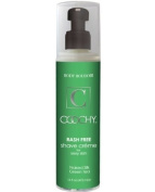 New Coochy Body Rashfree Shave Creme - 470ml Green Tea