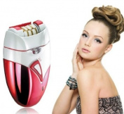 Epil-X Luxurious Body Hair Removal 24k Gold Tweezers & LED Light Illuminates - Permanent Hair Removal System