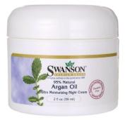 Argan Oil Ultra Moisturising Night Cream 2 fl oz (59 ml) Cream