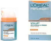 L'Oreal Paris Men's Expert Vita Lift Anti-Wrinkle and Firming Moisturiser, 1.6-Fluid Ounce