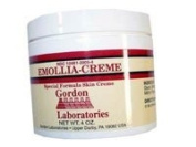 8123338 PT# 10481-2005-4 Emollia Cream Hand/ Foot 120ml in Jar Pink Ea Made by Gordon Laboratories