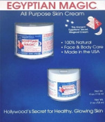 Egyptian Magic All Purpose Skin Cream | Natural Healing for Skin, Hair, Anti Ageing, Stretch Marks, Cellulite, Irritations, and more | 100% Natural Ingredients | 180ml Bundle