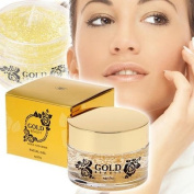 Skin Care Moisturising Gel Gold Flakes Anti Ageing Beauty Cream Japan New Rose