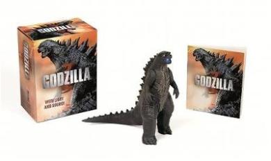 Godzilla: With Light and Sound! [With Mini Sticker Book]