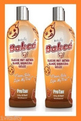 2 X New Pro Tan Totally Baked Sunbed Lotion Cream Tanning 250ml