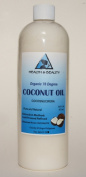Coconut Oil 76 Degree 100% Pure Organic Carrier Cold Pressed 1420ml