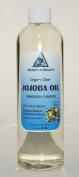Jojoba Oil Clear Organic Carrier Cold Pressed Refined 100% Pure 350ml