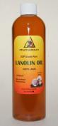 Lanolin Oil USP Grade 100% Pure Skin and Hair Moisturising 710ml
