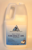 Coconut Oil 76 Degree 100% Pure Organic Carrier Cold Pressed 3310ml, 7 LB, 1 gal