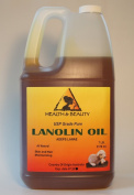 Lanolin Oil USP Grade 100% Pure Skin and Hair Moisturising 7 LB
