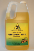 Argan Oil Refined Morrocan Organic Carrier Cold Pressed Pure Hair Oil 3310ml, 7 LB, 1 gal