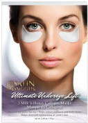 Satin Smooth Ultimate Collagen Under Eye Lift Mask, Single Pair Milk 'N Honey