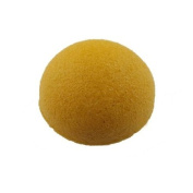 Yellow Face Washing Cleansing Pad Sponge Natural Konjac Cosmetic Washing Puff