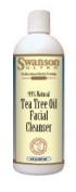 Tea Tree Oil Facial Cleanser 8 fl oz (237 ml) Liquid by Swanson Ultra