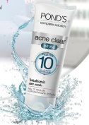 Pond's Acne Clear White Multi Action Foam 100g