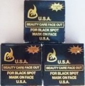 3 Bars USA Beauty Care Face(azana USA Ginseng Soap) Black Spot Whitening Soap By K. Brothers 50g [Usa Seller]