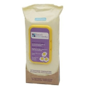 Nature's Beauty(works) Textured Towelettes, Sensitive Skin 30 ea
