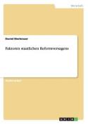 Faktoren Staatlichen Reformversagens [GER]
