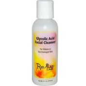 Reviva Labs Glycolic Acid Facial Cleanser - 120ml Reviva Labs Glycolic Acid Facial Cleanser - 4 f