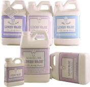 Blue Violet 1890ml Jumbo Le Blanc Linen Wash Classic Scent Clean Vintage Precious Heirloom Linens Safely, Single