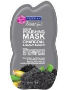 Freeman Facial Polishing Mask Charcoal & Black Sugar 15ml