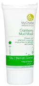 Cranberry Mud Mask