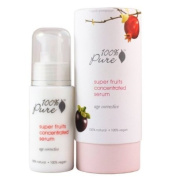 100% Pure Concentrated Serum - Super Fruits Facial Treatment Products