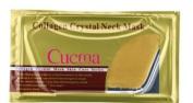 5pcs Golden Collagen Neck Mask Anti-wrinkle