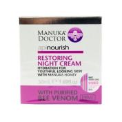Manuka Doctor Apinourish Restoring Night Cream, 50ml