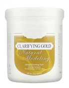 1000ml Clarifying Gold Natural Modelling Mask Pack Powder for Anti-ageing & Skin Elasticity