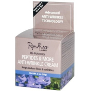 Reviva Labs Peptides and More Anti-Wrinkle Cream - 60ml Reviva Labs Peptides and More Anti-Wrinkle