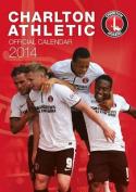 Official Charlton Athletic 2014 Calendar