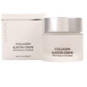 Jolie Collagen Elastin Creme W/ Multi-Vitamins - Rich, Emollient Facial Moisturiser