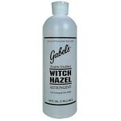 GABELS Double Distilled Witch Hazel Astringent 16 oz/473ml