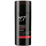 No7 Men Protect & Perfect Intense Serum Anti-Ageing