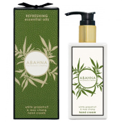Abahna White Grapefruit & May Chang Hand Cream