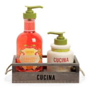 Fruits and Passion's Cucina Regenerating Hand Care Duo Rack