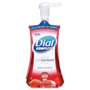 Dial - Dial Complete Foaming Hand Soap, 220ml, Red, Sold as 1 Each, DPR 03016