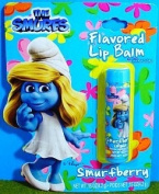 The Smurfs Flavoured Lip Balm Smurfberry 5ml 4.2g