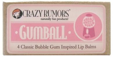Crazy Rumours Gumball Lip Balm