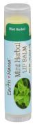 Earth Mama Angel Baby - Lip Balm Mint Herbal - 5ml
